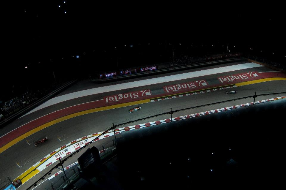 A Lap of the Singapore Grand Prix on Foot 4