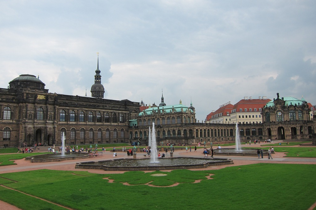 'The Balcony of Europe': Why Dresden Lives up to the Title 1