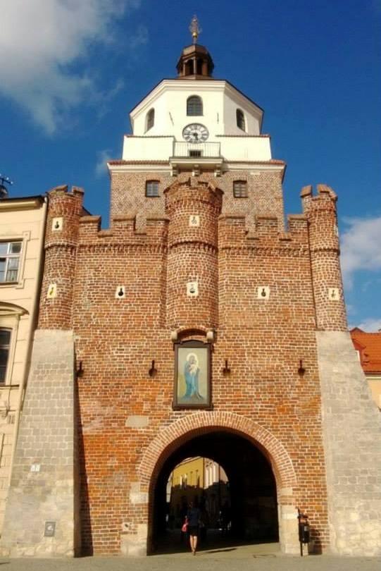 Lublin Brama Krakowska