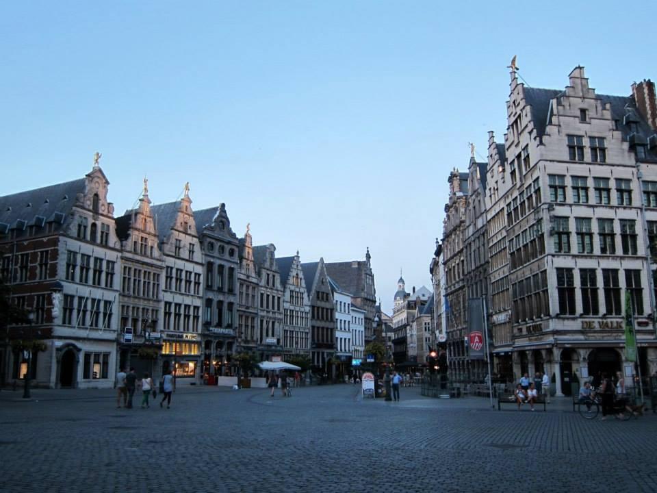 Grote Market Antwerp