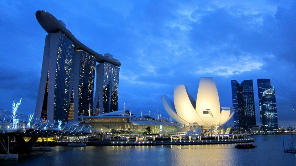 Two weeks in Singapore