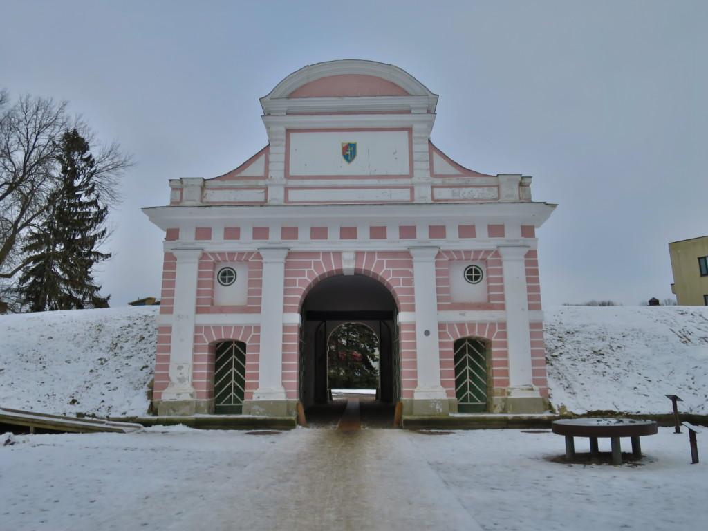 Visiting Pärnu in winter