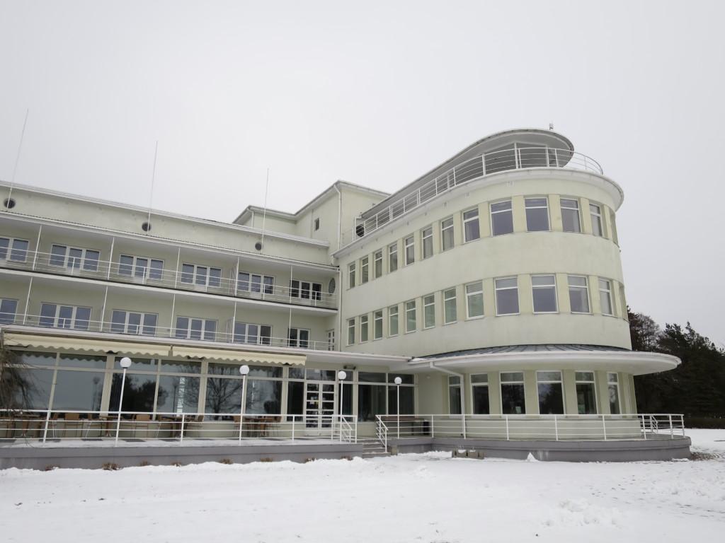 Visiting Pärnu Rannahotell 2018