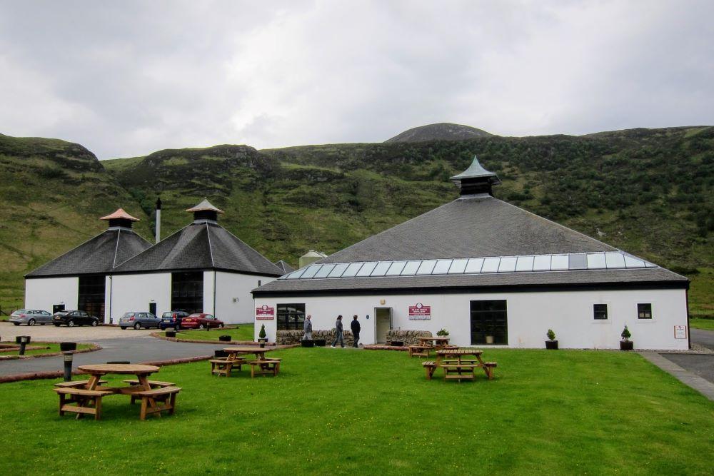 Isle of Arran distillery whisky